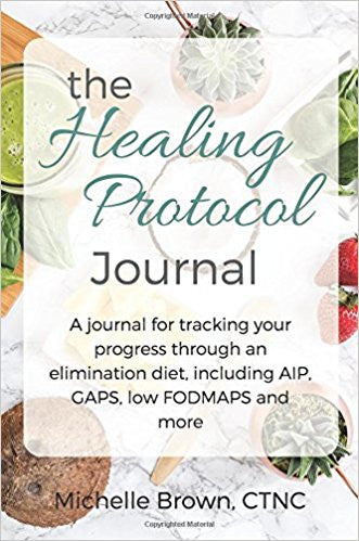 The Healing Protocol Journal: A Journal For Tracking Your Progress Through An Elimination Diet