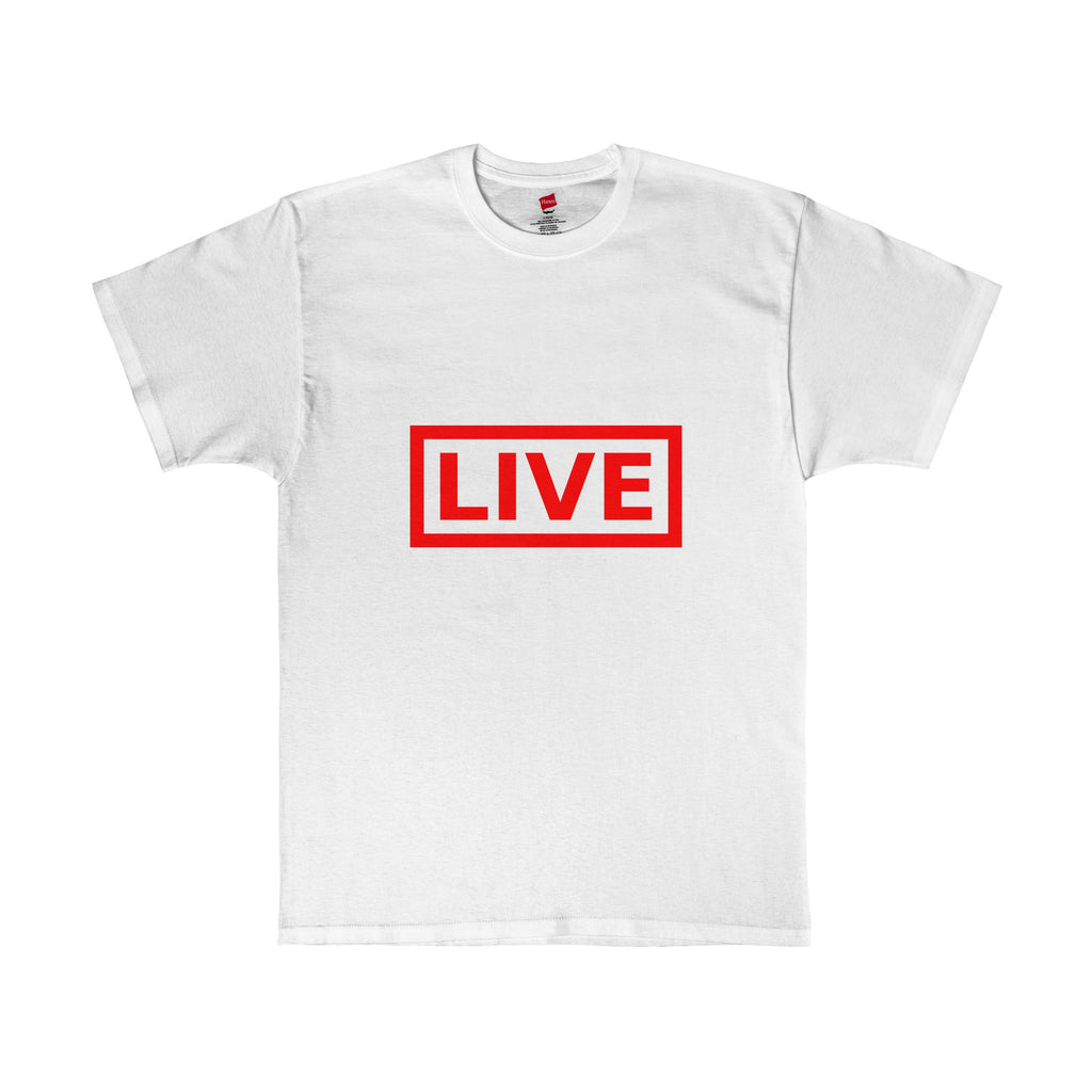 Live Tagless T-Shirt