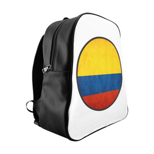 Colombia School Backpack
