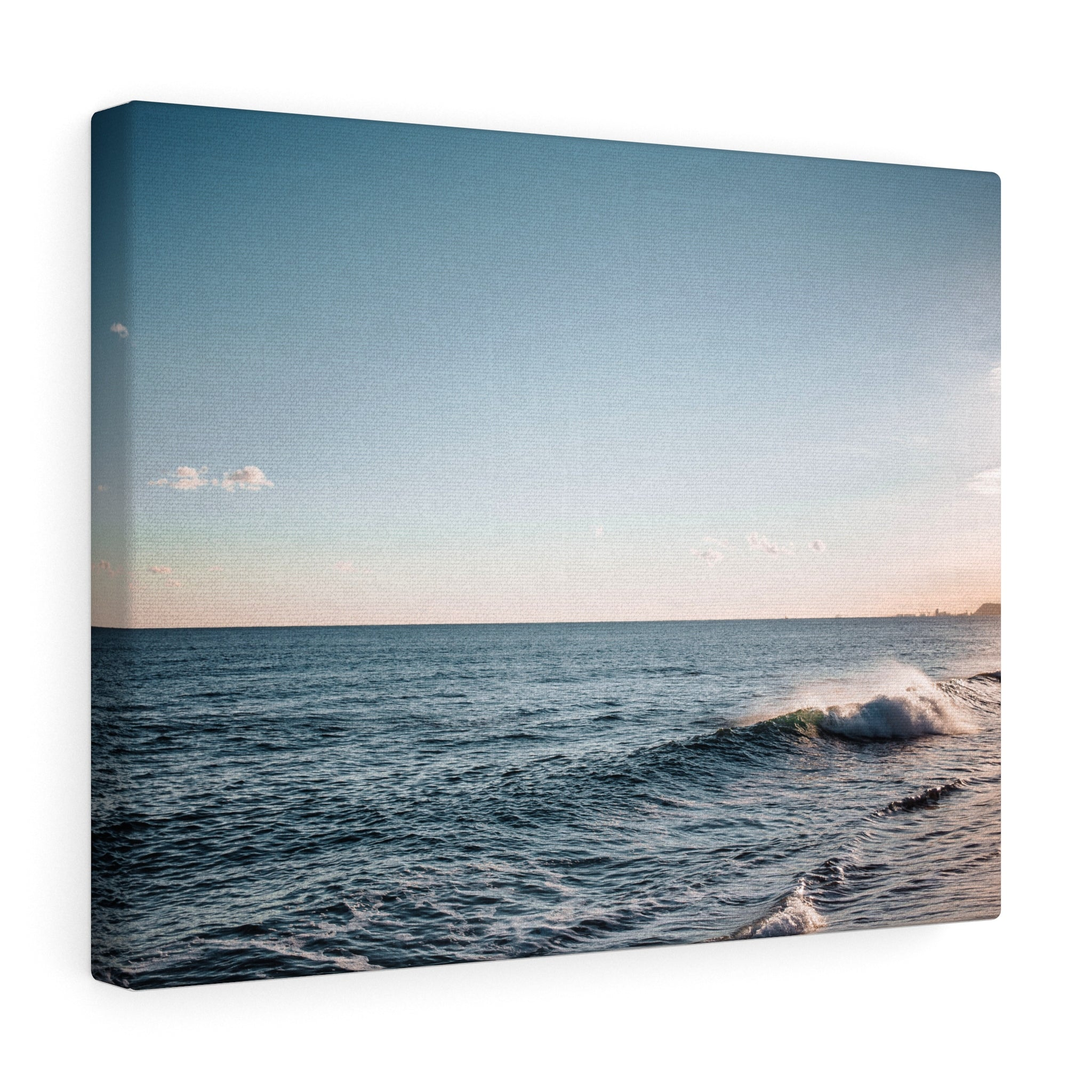 Ocean Waves Canvas