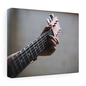 Acoustic Guitar Canvas