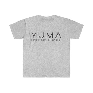 Yuma Lettuce Men's Fitted Short Sleeve Tee