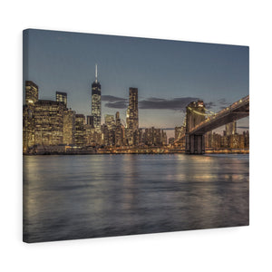 Manhattan Brooklyn Bridge Canvas