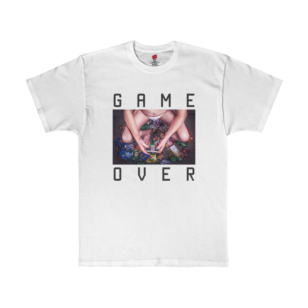 Game OverTagless T-Shirt