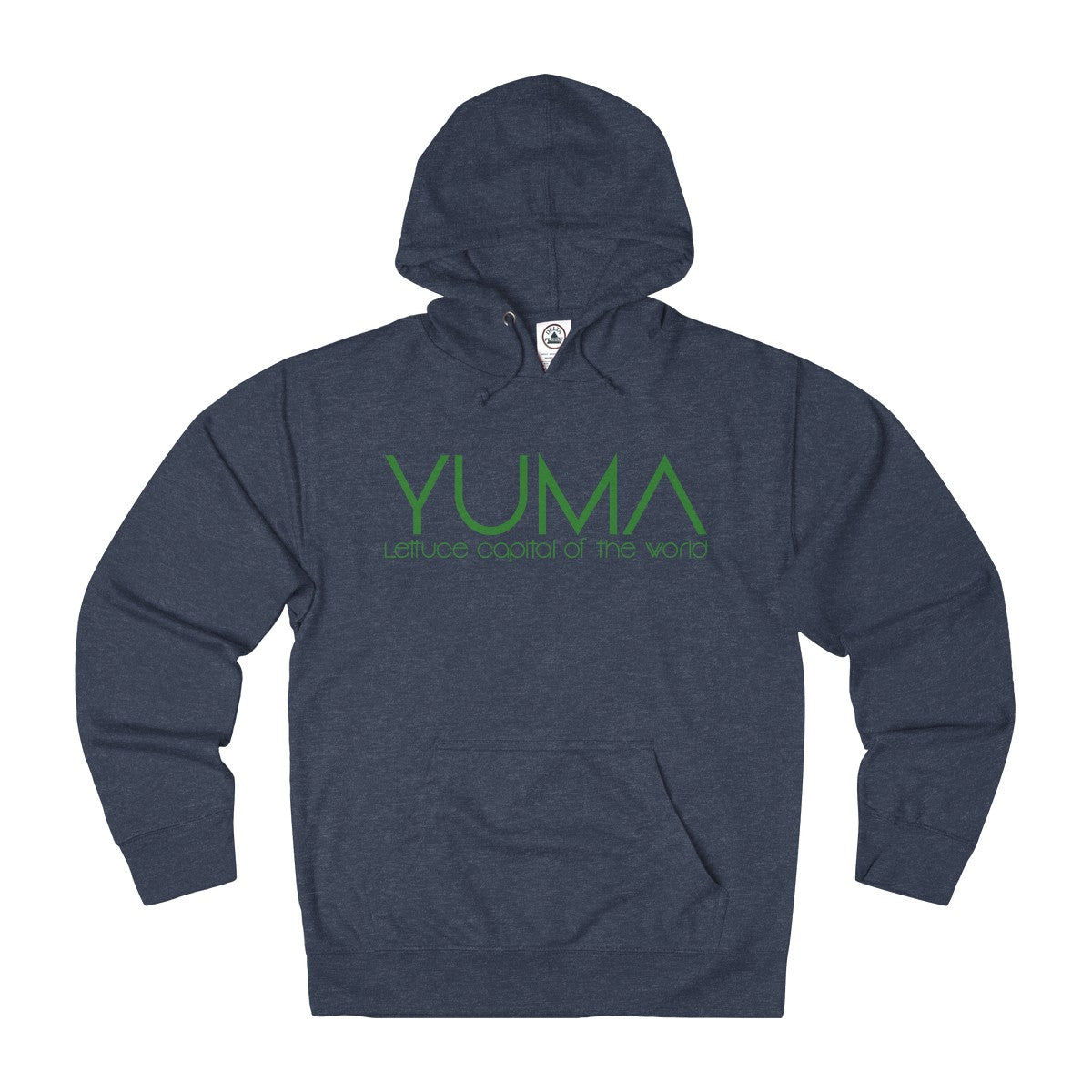 Yuma Lettuce Capital of the World French Terry Hoodie