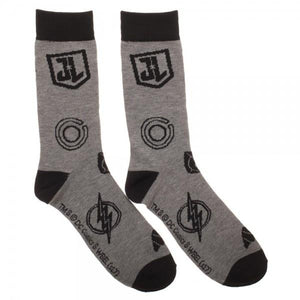 Justice League Crew Sock Combo