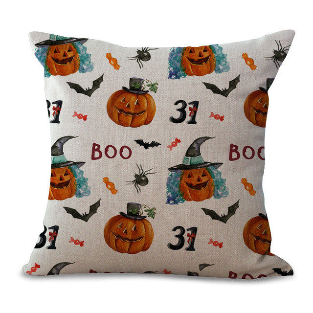 Halloween Pillow Cases