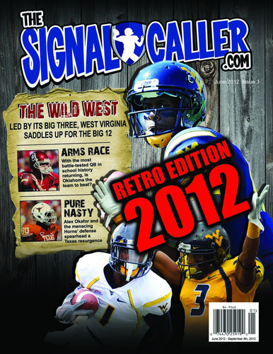 RETRO 2012 PRINT EDITION - 100 FULL COLOR PAGES