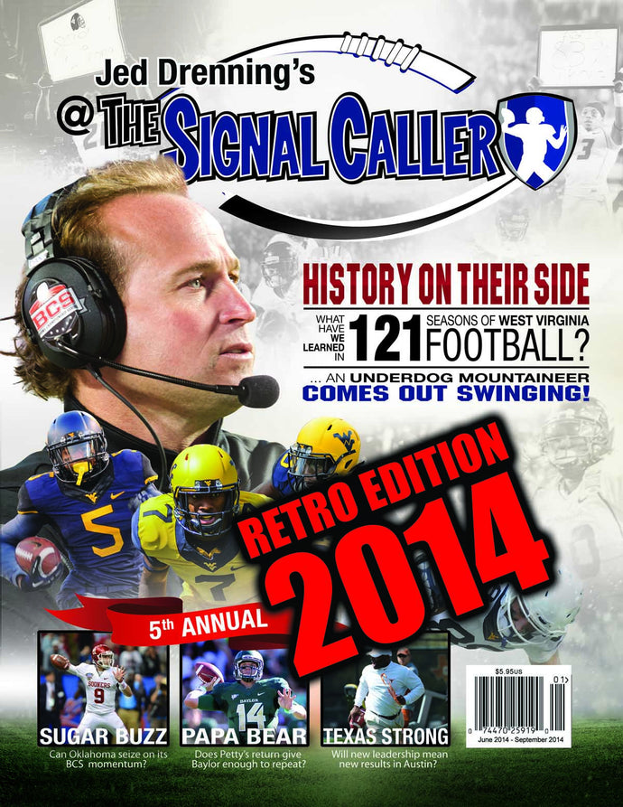 RETRO 2014 PRINT EDITION - 108 FULL COLOR PAGES