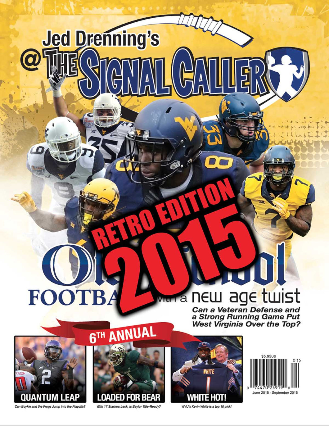 RETRO 2015 PRINT EDITION - 116 FULL COLOR PAGES