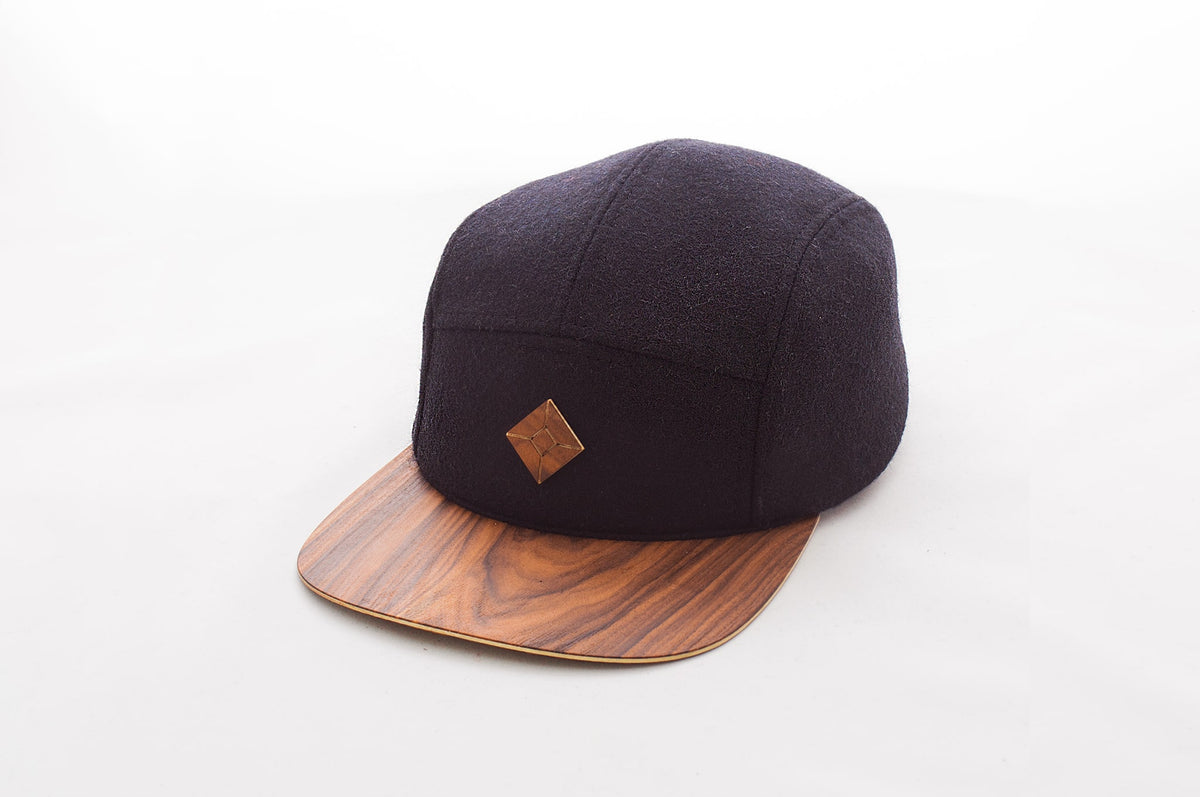 5 panel hat handmade by AUSTRA