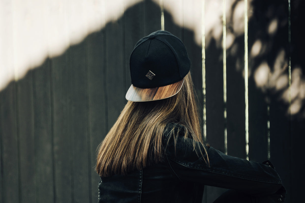 girls snapback cap