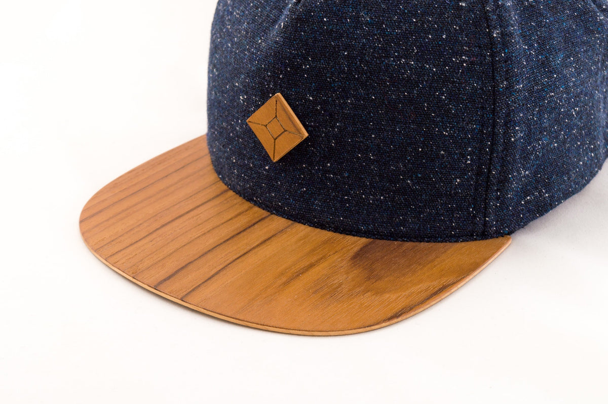 cheap wood brim hats
