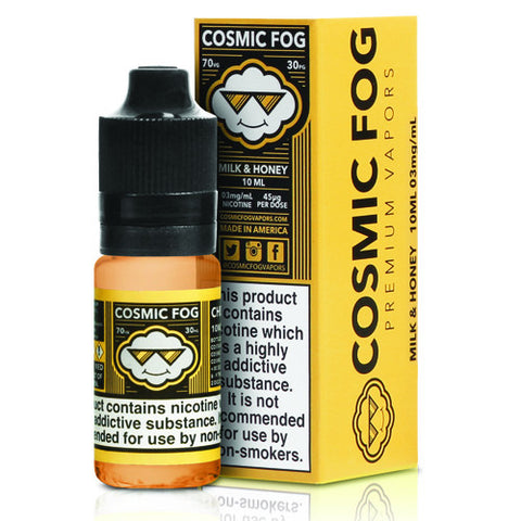 Cosmic Fog - Milk And Honey | UK Eliquid Station