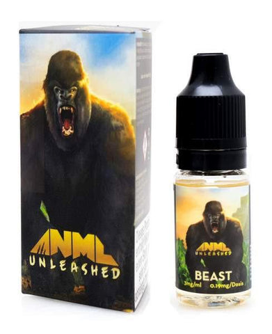 ANML Eliquids - Beast | UK Eliquid Station