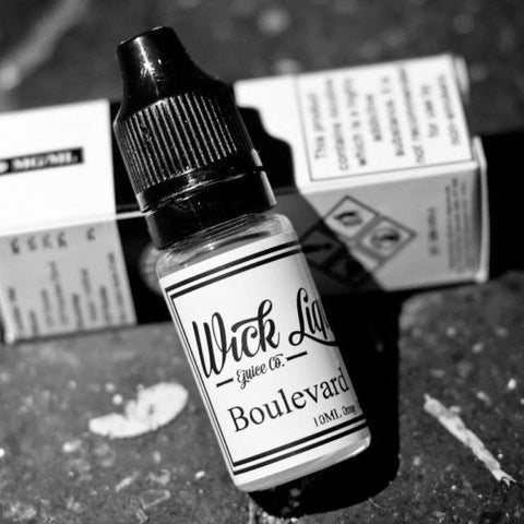 Wick Liquor - Sample Pack | UK Eliquid Station