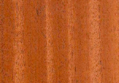 "Mahogany Edgebanding 7/8"" Wide Pre-Glued 250' Roll - Unfinished"