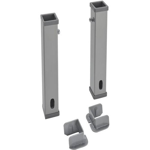 Rev-A-Shelf 5300/5700 Series Solid Bottom Pantry Pullout - Extender Bracket - 57-EXTENDER-1