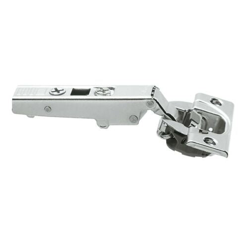 Blum CLIP top BLUMOTION 110° Full Overlay (Straight-arm), Soft Close, Screw-on Hinge - 71B3550