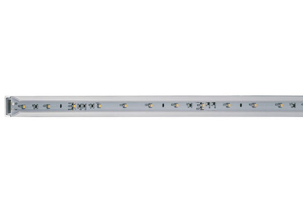 "Hafele Loox LED 2021 Glass Edge Light - 33-5/16"" Cool White (4000K) - 833.74.143"