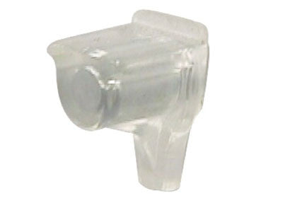 5mm Shelf Pin - Clear Plastic - 100
