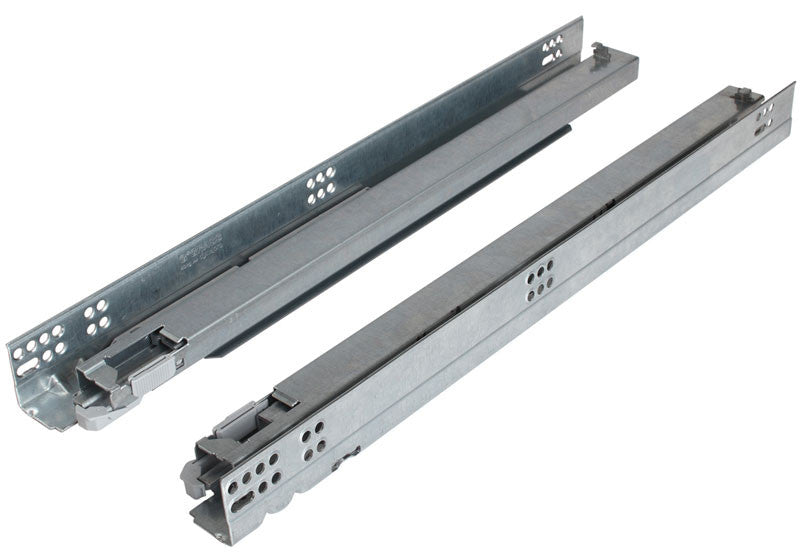 "Grass Dynapro 16 (5/8"") 2-D Full Extension Soft Close Undermount Drawer Slide - 9"" - F130100733204"