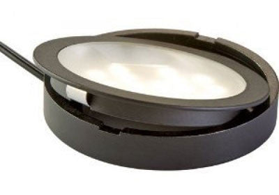 Tresco Power Pockit LED - 3W - Warm White - Oil-Rubbed Bronze - L-POC-3LEDSFR-WORB-1