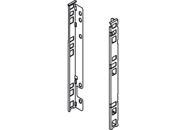 Blum LEGRABOX Rear Fixing Bracket Set - F Height - ZB7F000S
