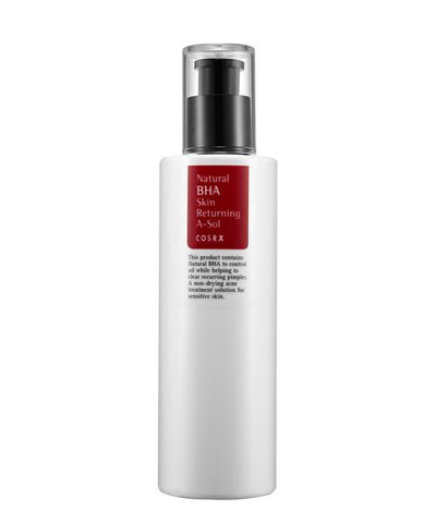 Cosrx Natural BHA Skin Returning A-Sol Toner