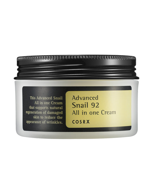 Cosrx Advanced Snail 92 All-in-One Cream Crema Viso 100ml