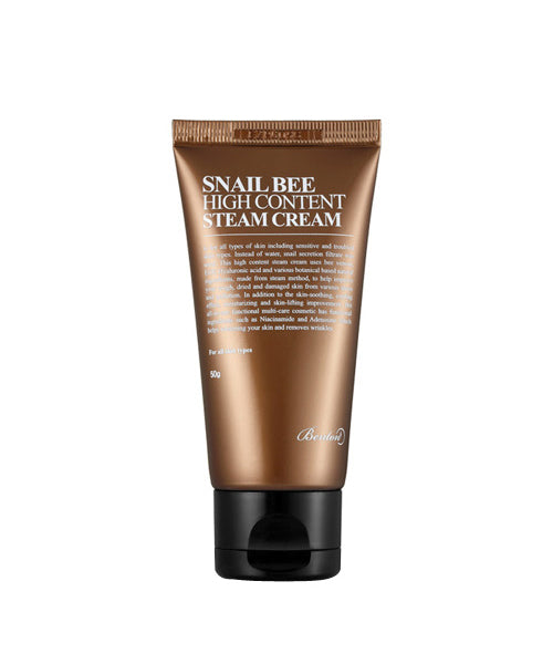 Benton Snail Bee High Content Steam Cream 50g