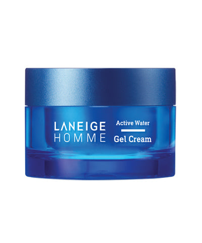 Laneige Homme Active Water Gel Cream Gel Viso 50ml