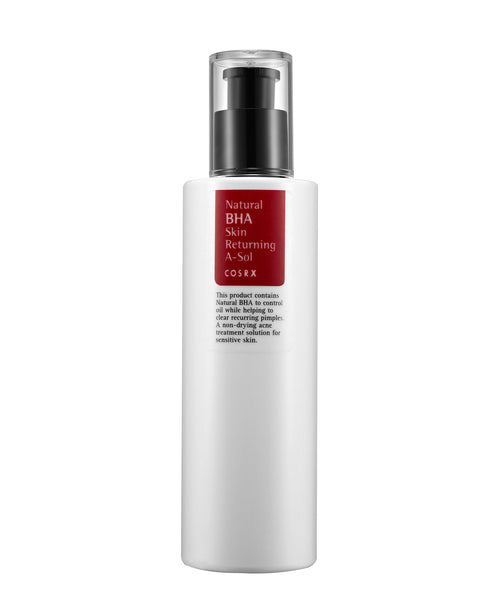 Cosrx Natural BHA Skin Returning A-Sol Toner Tonico Viso 100ml