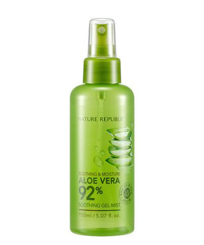 Nature Republic Aloe Vera Soothing Gel Mist Spray Viso 150ml