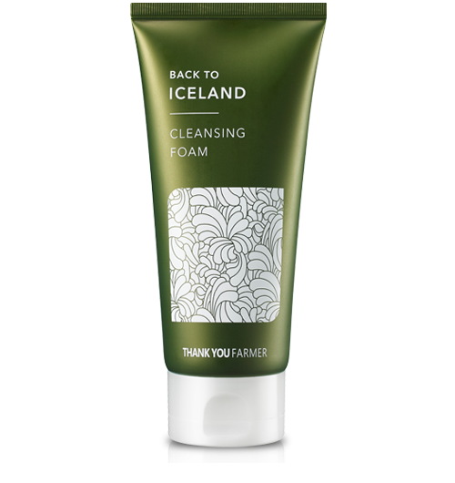 Thank You Farmer Back to Iceland Cleansing Foam 120ml
