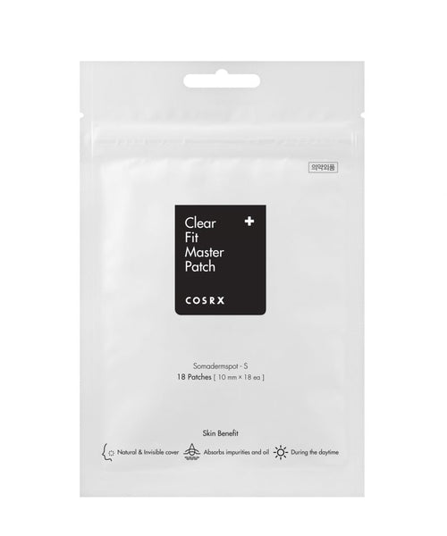 Cosrx Clear Fit Master Patch Trattamento Acne 18 Cerottini