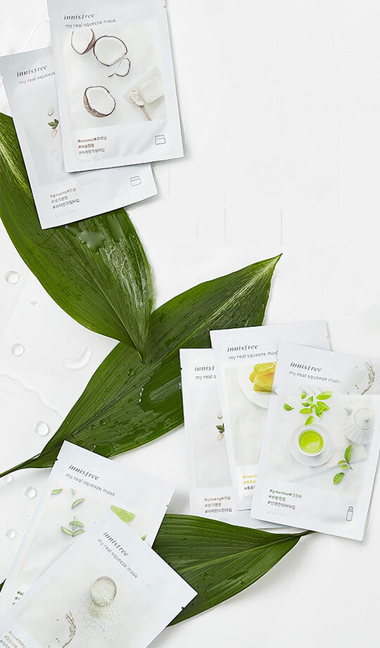 Glamourflare: Shop Innisfree Mask