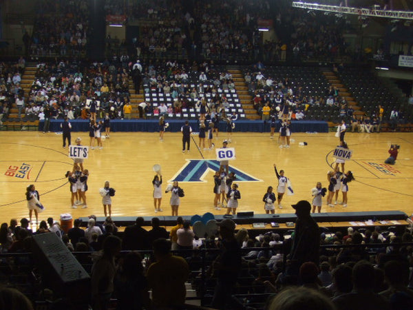 The Villanova Pavilion Center Court