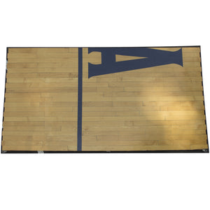 Section of Basketball Court Wood