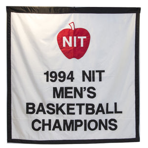NIT Men's Basketball Champions Banner