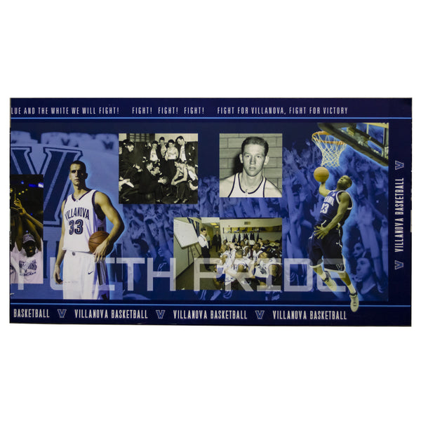 Locker Room Wall Art Panel, Men's Player #33 and #23