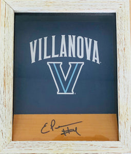 Eric Paschall Signed Basketball Court Wood Shadow Box