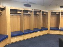 Michael Bradley Locker Nameplate
