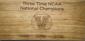 NCAA Champs Sign
