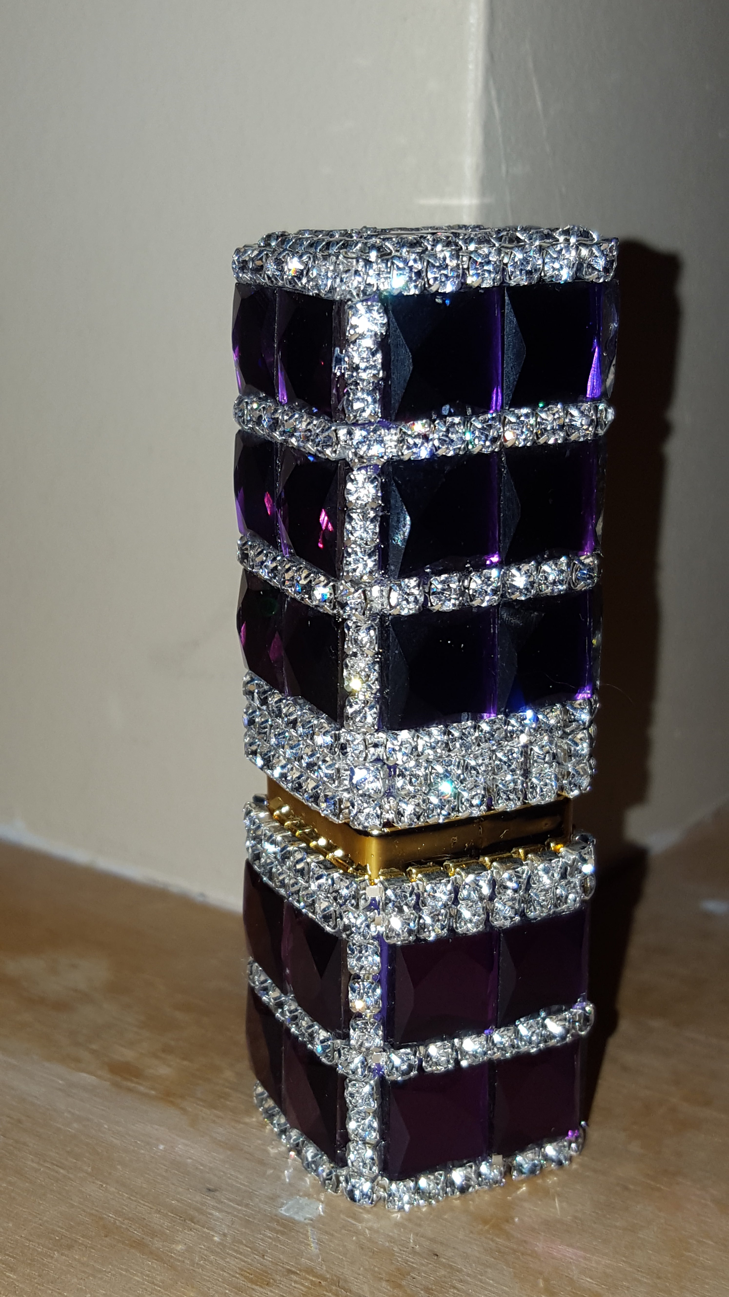 Blingy Cigarette Lighter (refillable) - BLACK FRIDAY