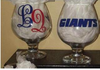 Personalized Sports Sniffer Set of 2