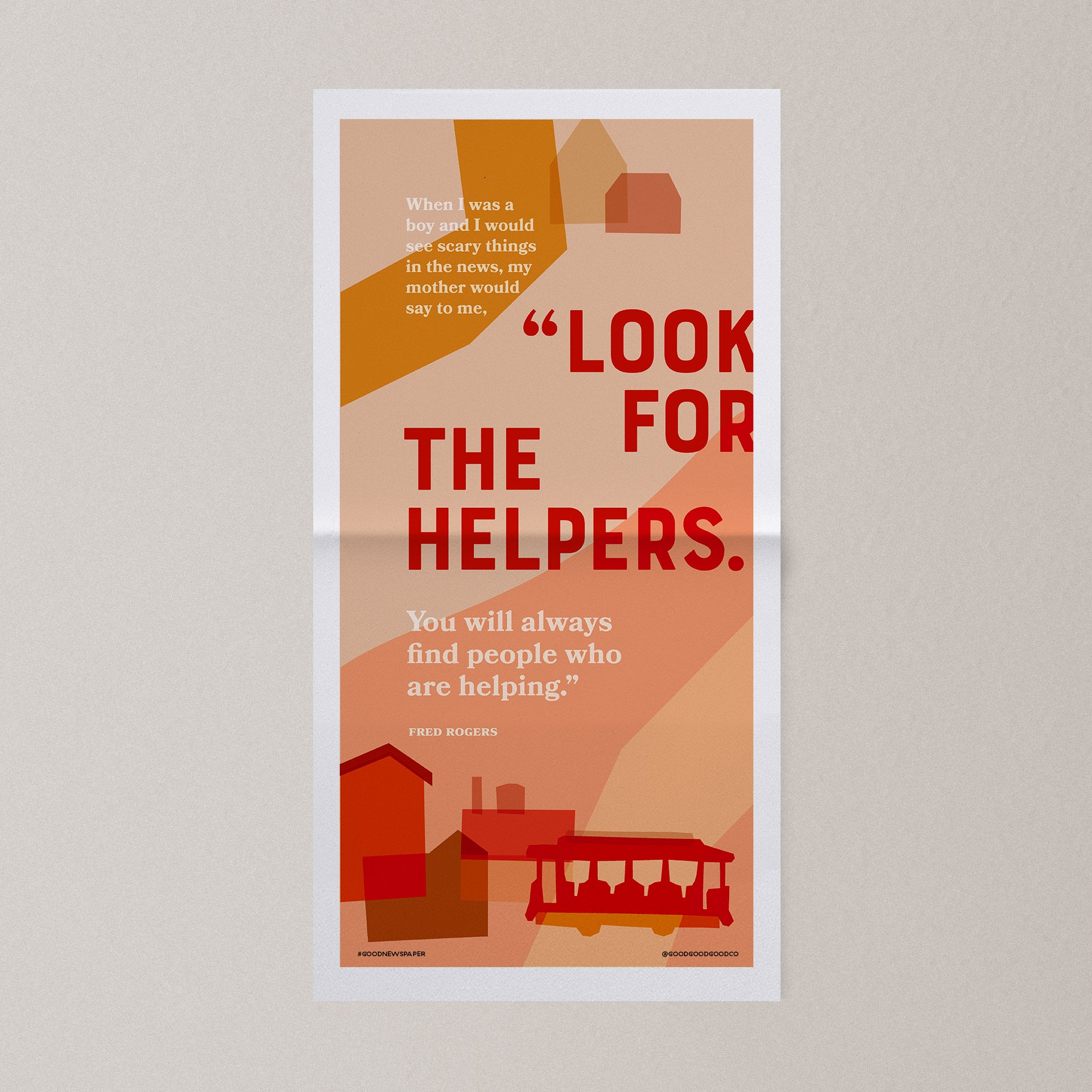 Goodnewspaper: The Helpers Edition