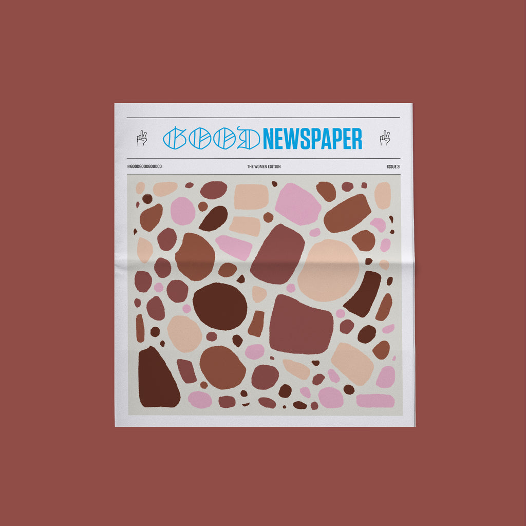 Goodnewspaper: The Women Edition