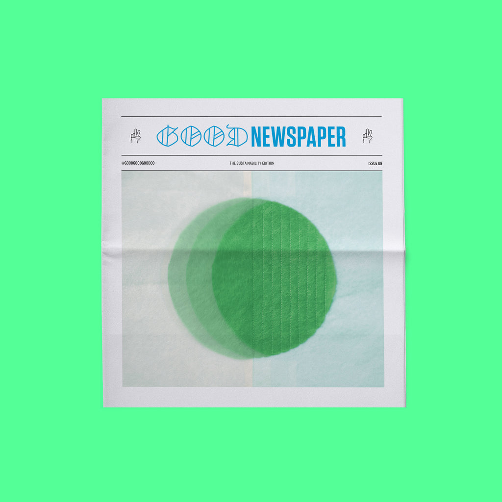 Goodnewspaper: The Sustainability Edition
