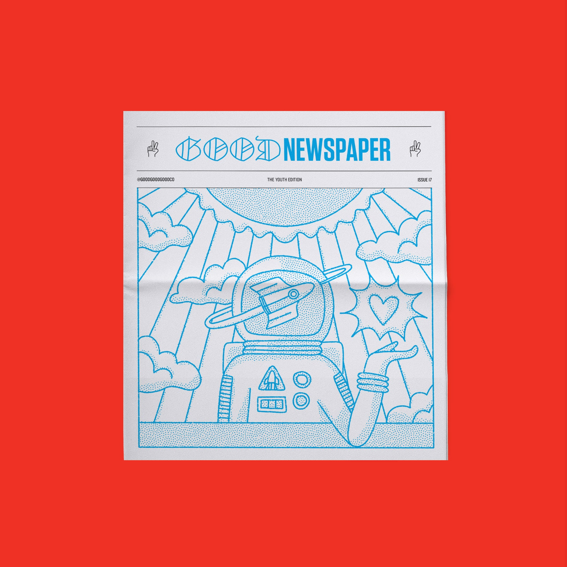 Goodnewspaper: The Youth Edition